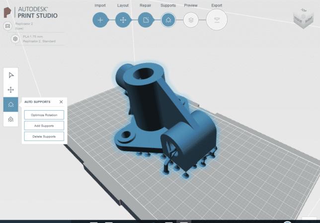 print studio autodesk