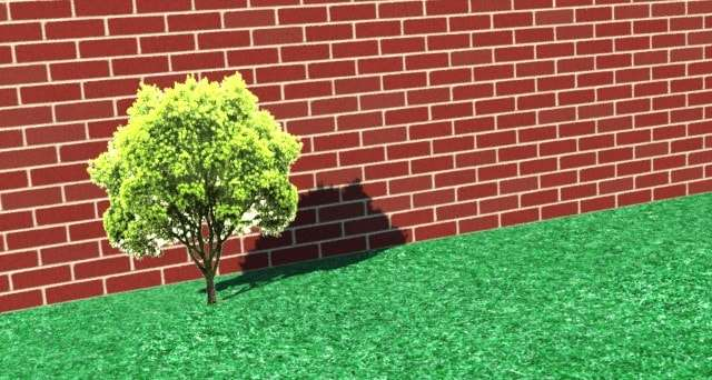 3D realistic Tree in AutoCAD