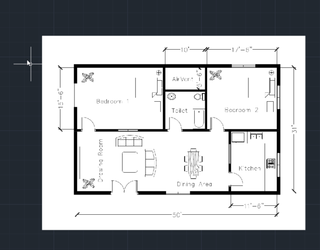 How To Scale In Autocad All About Using Scale In Drawings